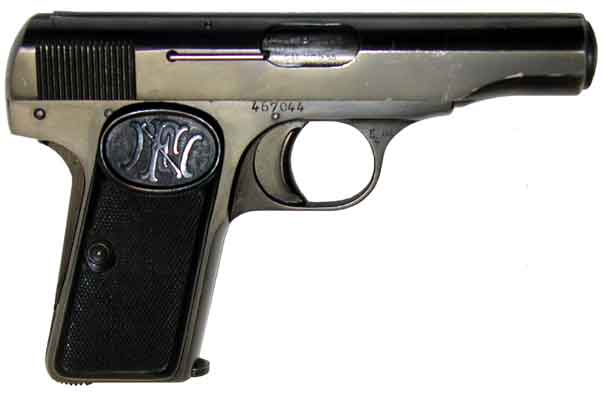 Browning 1910 New Model .32 ACP