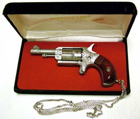Freedom Arms 22LR necklace pistol