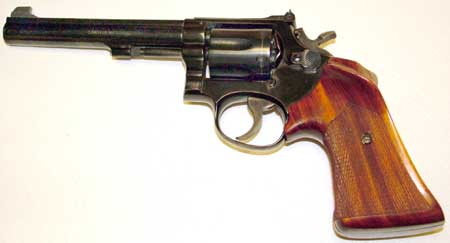 Smith & Wesson K-38 Masterpiece