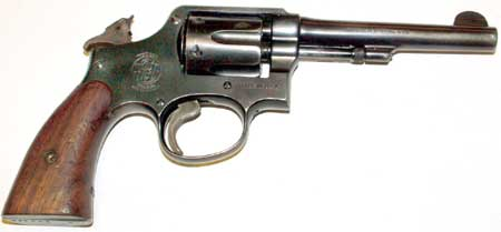 Smith & Wesson M&P Early Postwar .38 Special