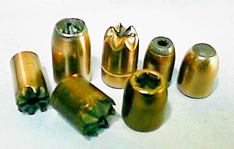 Click for bullet design info