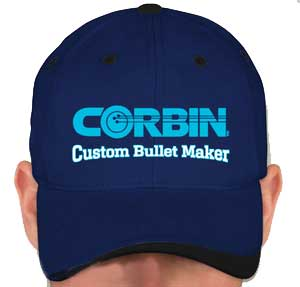 Custom Bullet Maker's Cap